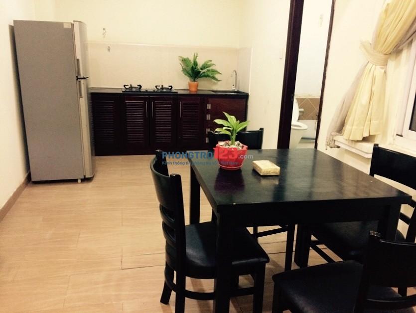 OfficeTel 1PN,1WC,40 m2 gần chợ Tân Mỹ -Phú Mỹ Hưng