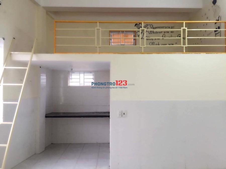Cho thuê phòng trọ khép kín phường an phú