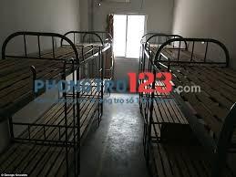 Cho thuê KTX máy lạnh 450.000/tháng  Hậu Giang Quận tân bình