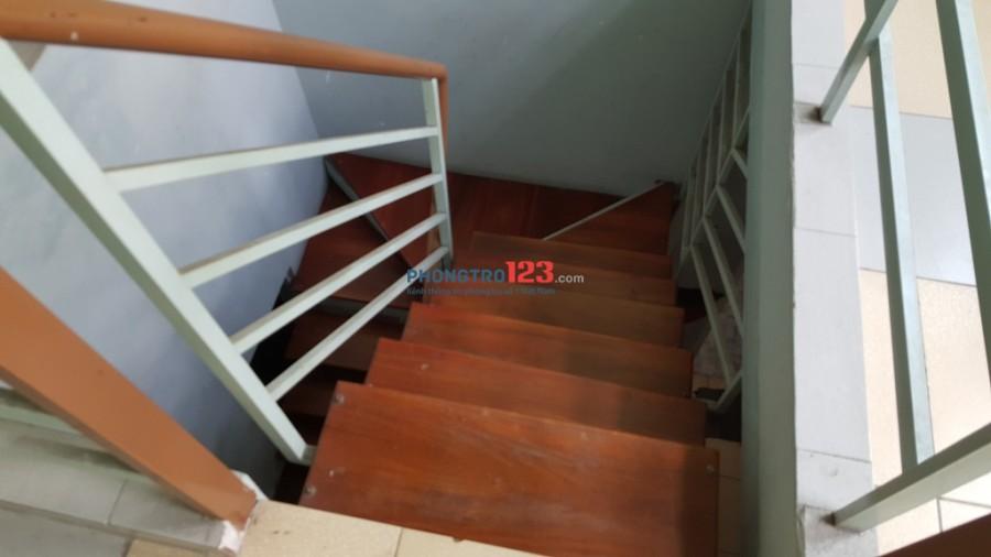 Phòng 30m2 mới sạch sẽ thoáng tại 4/4 Trần Khắc Chân P. Tân Định, Q.1. Giá 4tr