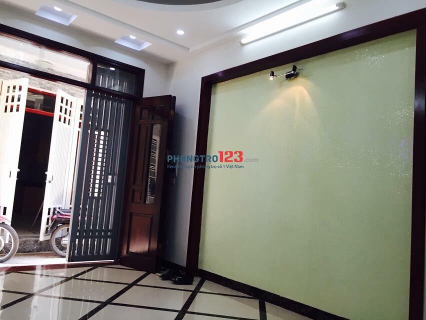 Cho Thuê Văn Phòng - Hộ gia đình - Nhóm sinh viên tại 541 Lĩnh Nam, Hoàng Mai 30m2 x 5 tầng