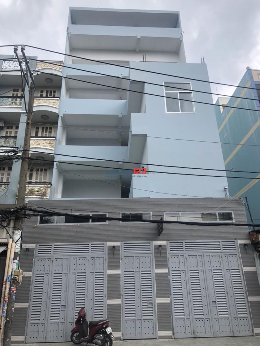 Cho thuê phòng cao cấp, măt tiền đường Khuông Việt