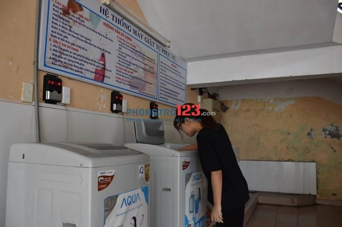 Phòng KTX điều hòa giá rẻ 450k tại 617 Nguyễn Kiệm Q.Phú Nhuận