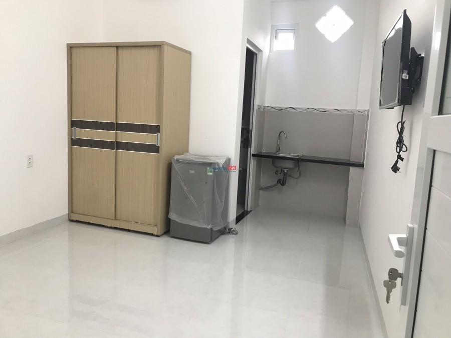 Phòng cho thuê 30m2 tại Lê Văn Sỹ, phường 12,quận 3