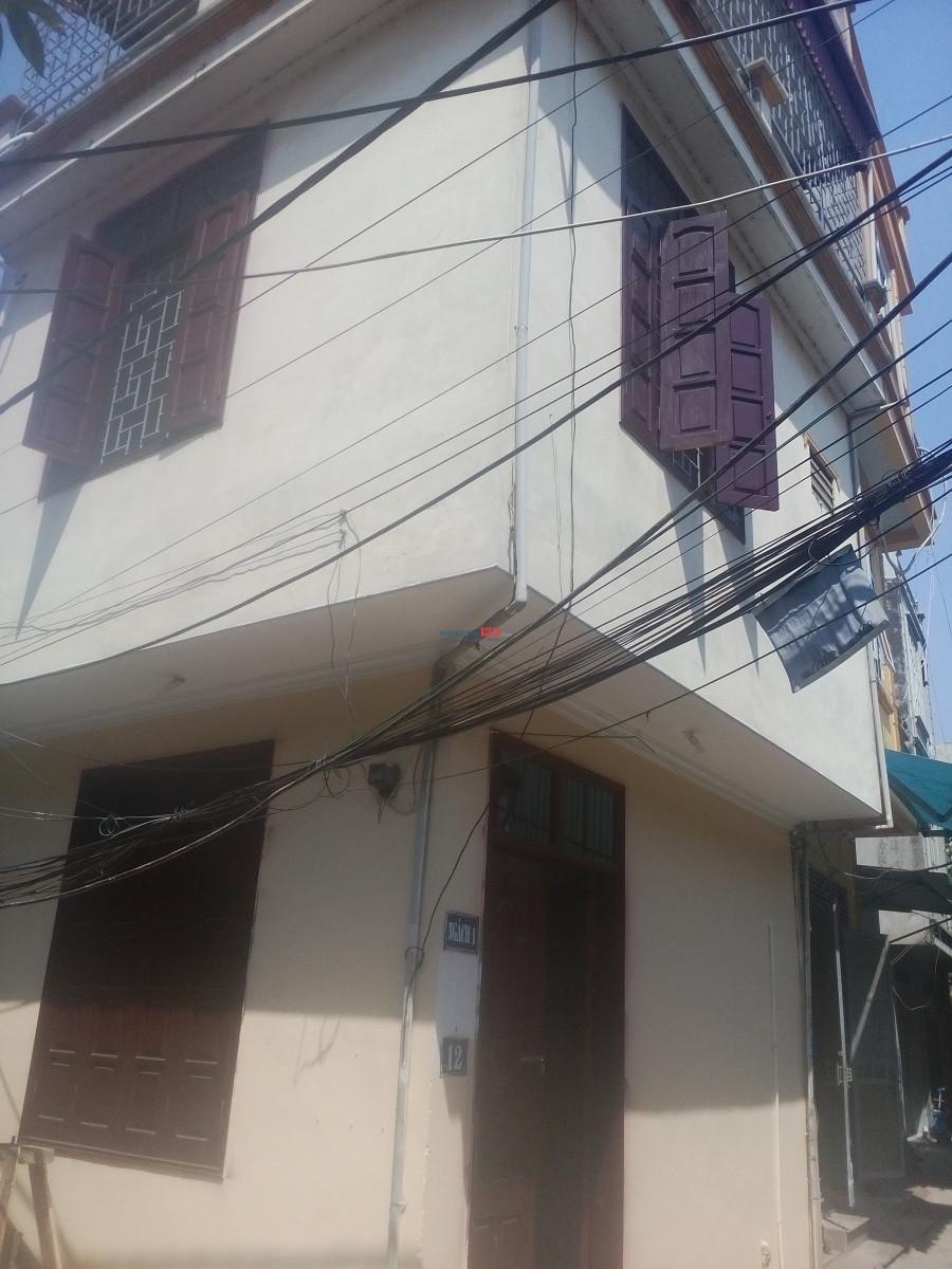 Nhà trọ khép kín giá rẻ tại Hà Nội