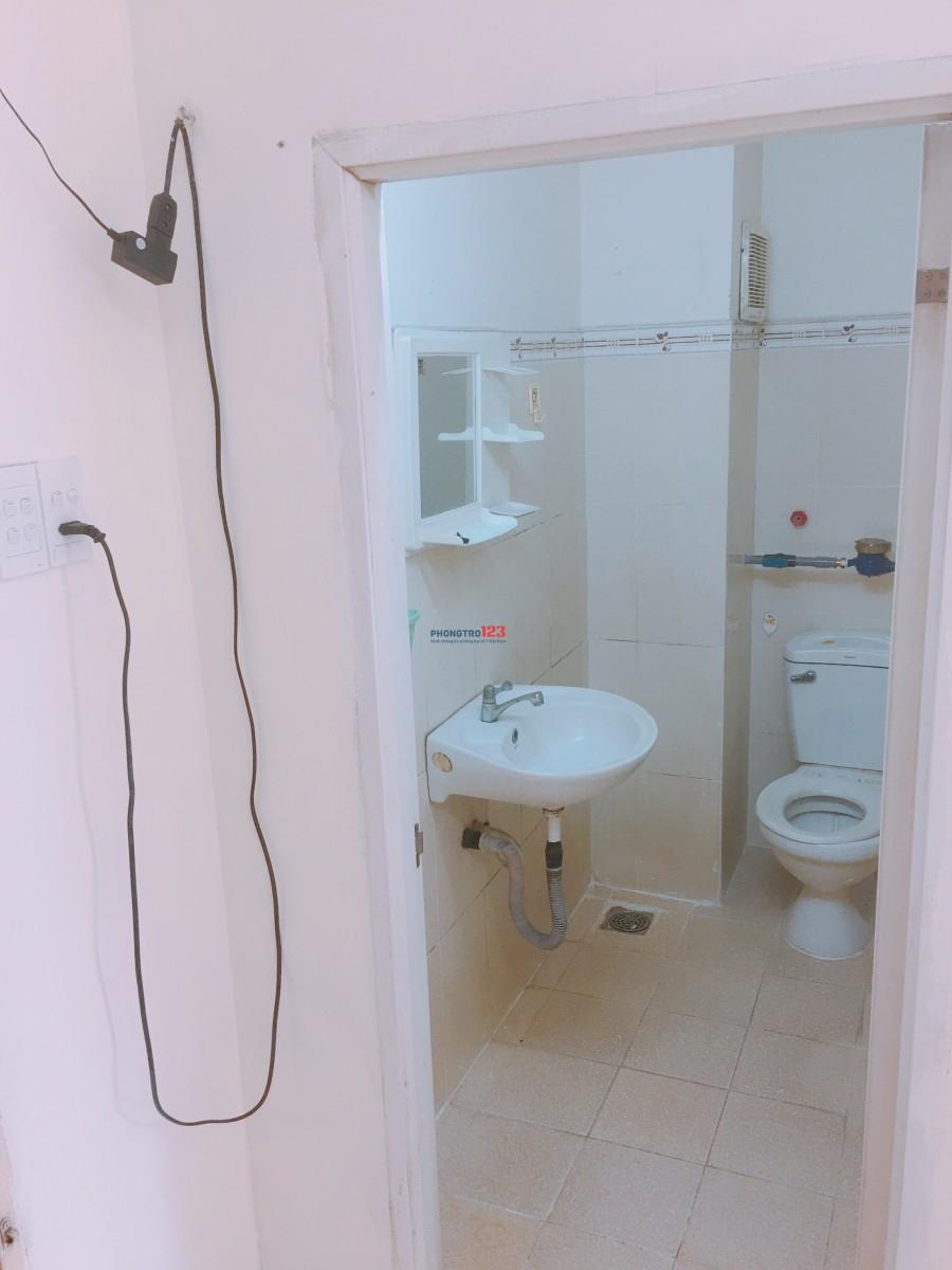 Cho thuê phòng ở 28m2 giá 3 triệu quận Tân Bình