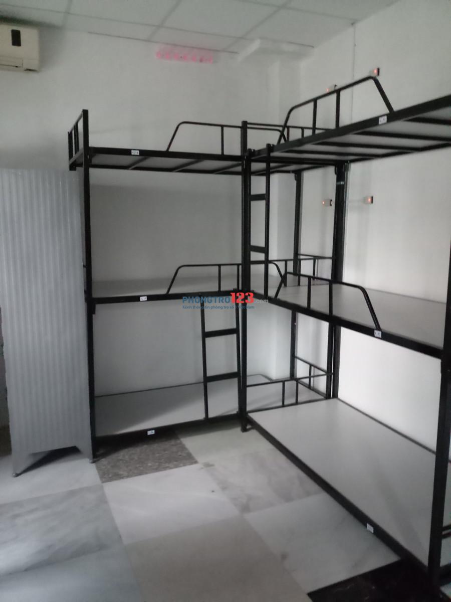 cho thuê kí túc xá quận Tân Bình đường Lý Thường Kiệt mới, sạch 450k/th