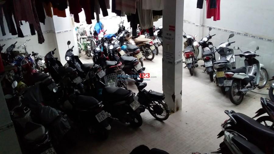 Phòng  tiện nghi cao cấp- giá bình dân quận 7 đường Trần Xuân Soạn