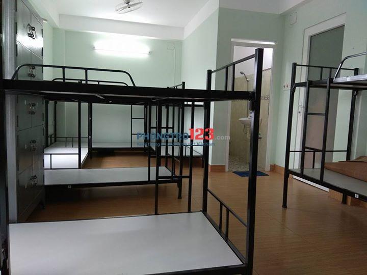 KTX phòng điều hòa 20m2 giá rẻ 450k tại khu vực Q.Tân Bình