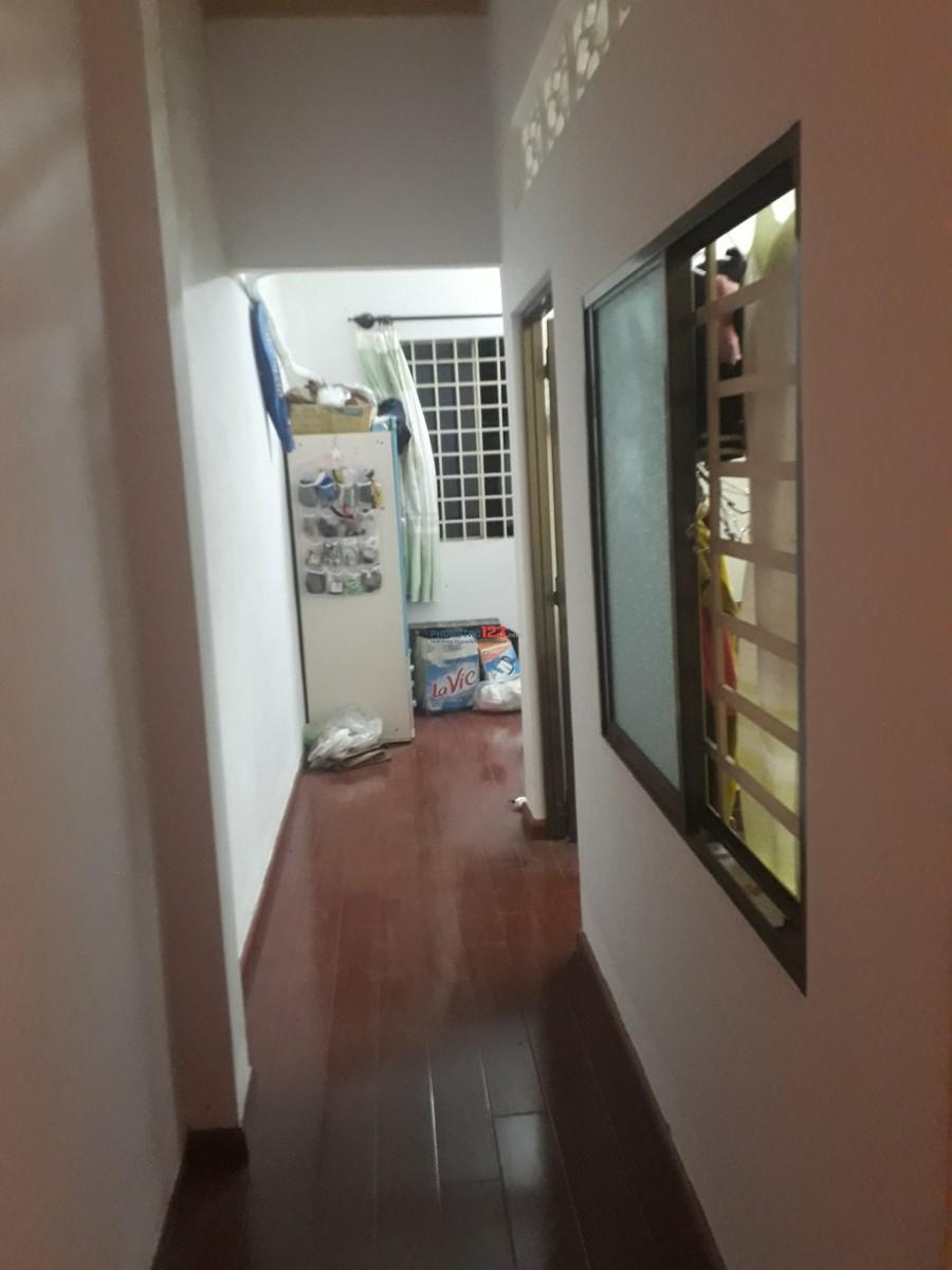 cho thuê nhà nguyên căn ở Thủ Đức 52 m2