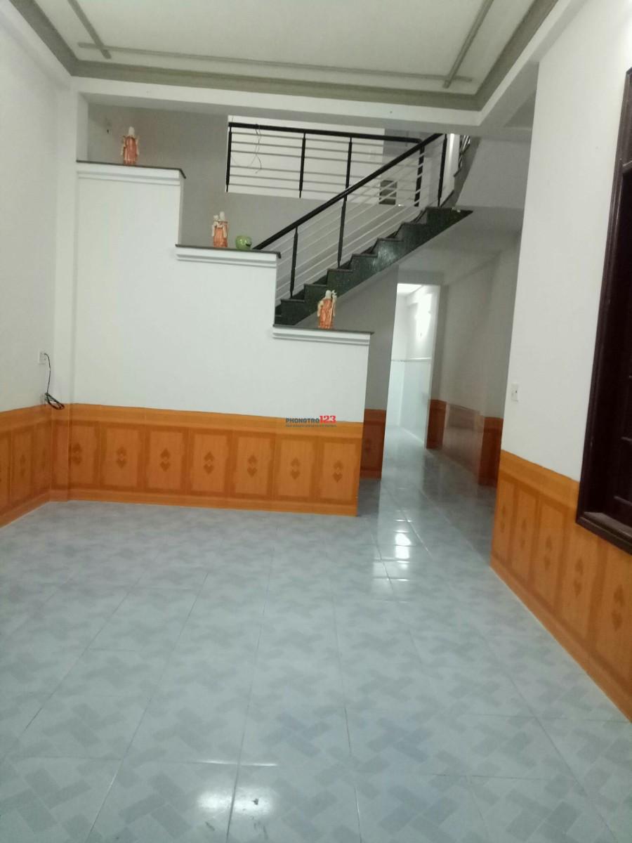 Cho thuê nhà nguyên căn dường Nguyễn Nghiễm