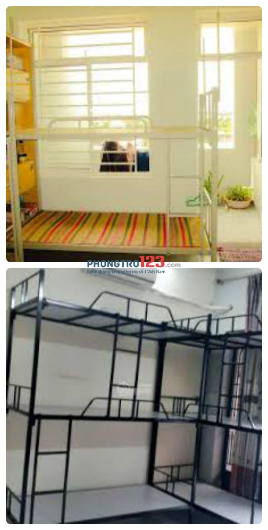 Cho thuê KTX máy lạnh 450k/tháng quận Bình Thạnh