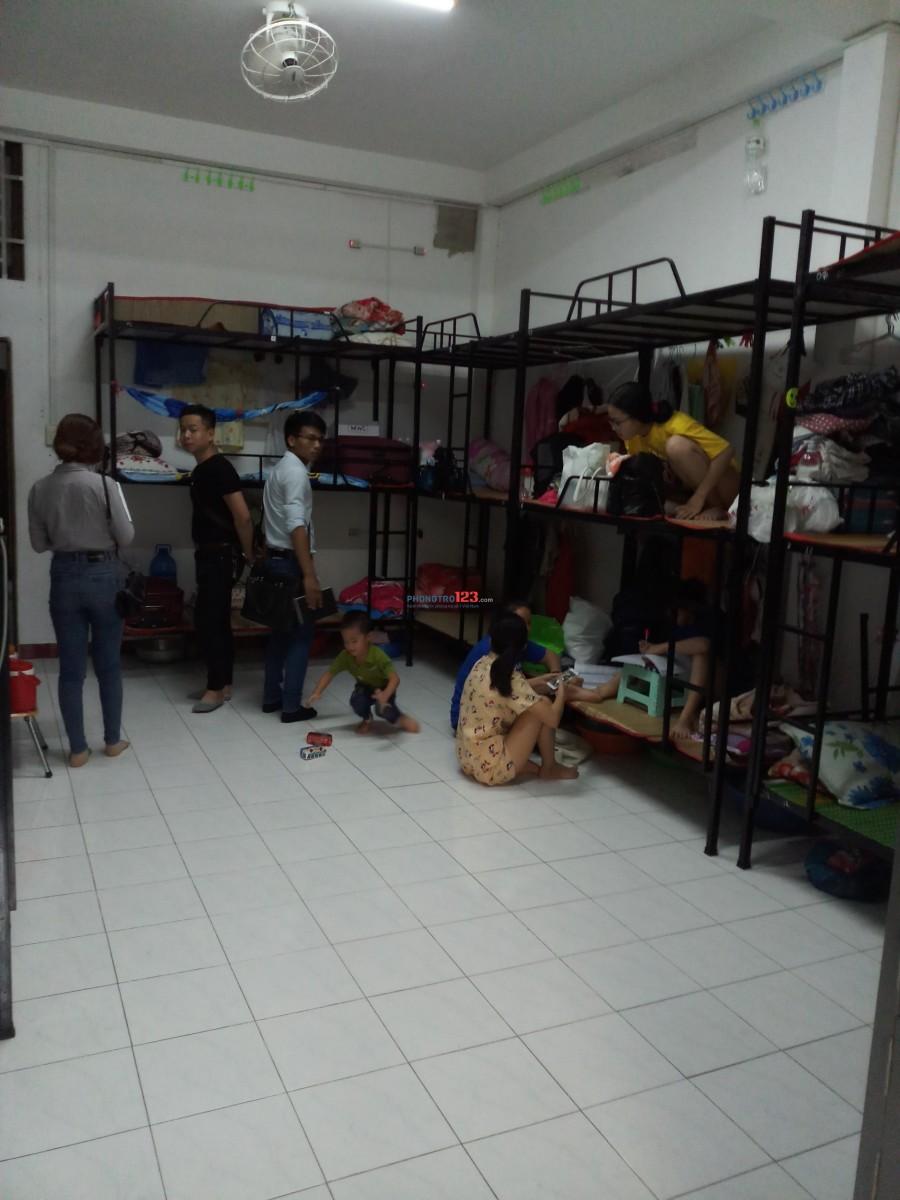 Phòng trọ KTX 308 Ung Văn Khiêm Giá Rẽ chỉ 450k/th