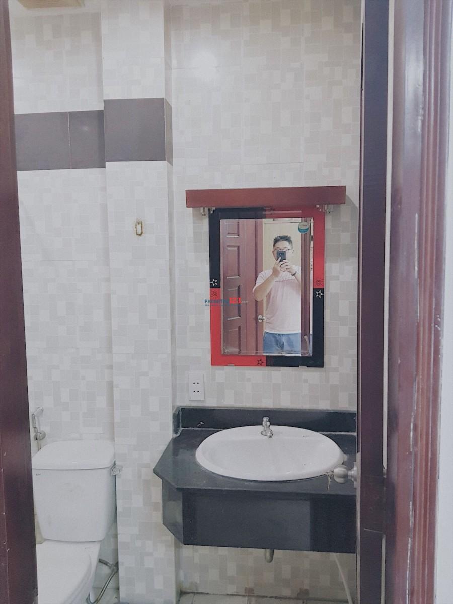 Phòng cho thuê full nội thất, có bếp riêng quận Tân Bình