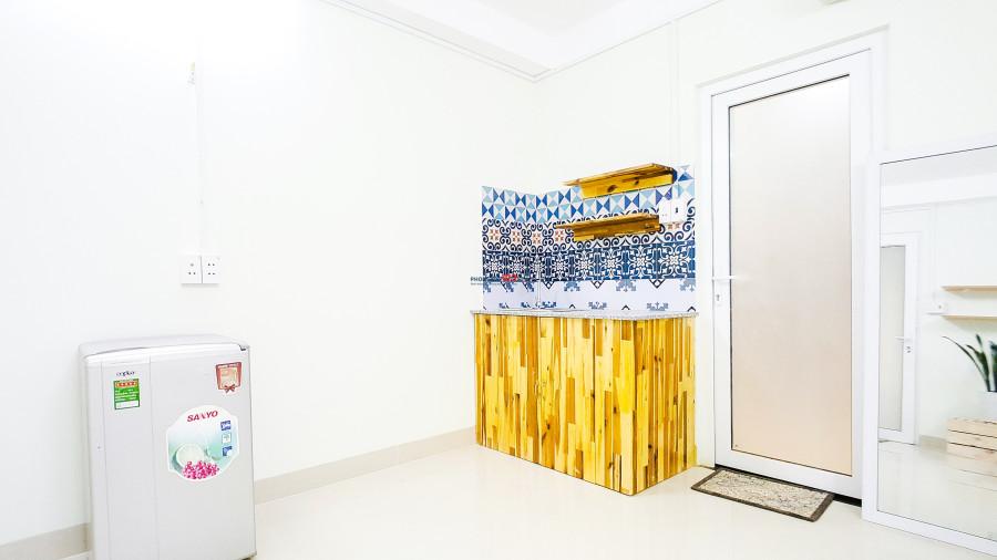 Căn hộ dịch vụ cao cấp có Bếp full nội thất Phạm Văn Hai giá ưu đãi