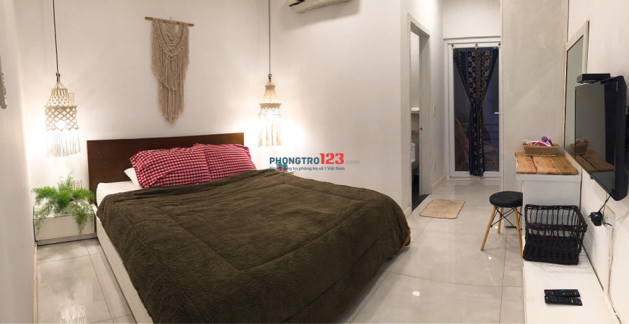 Stella Boho triển khai 9 Service Apartment đầy đủ nội thất, dịch vụ đường Nguyễn Thái Bình Q1