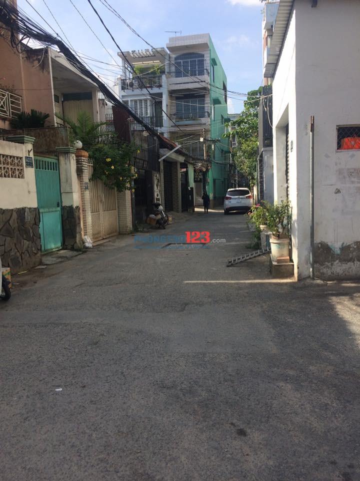 Cho thuê phòng tại 643/35 Xô Viết Nghệ Tĩnh, P26, Q Bình Thạnh.