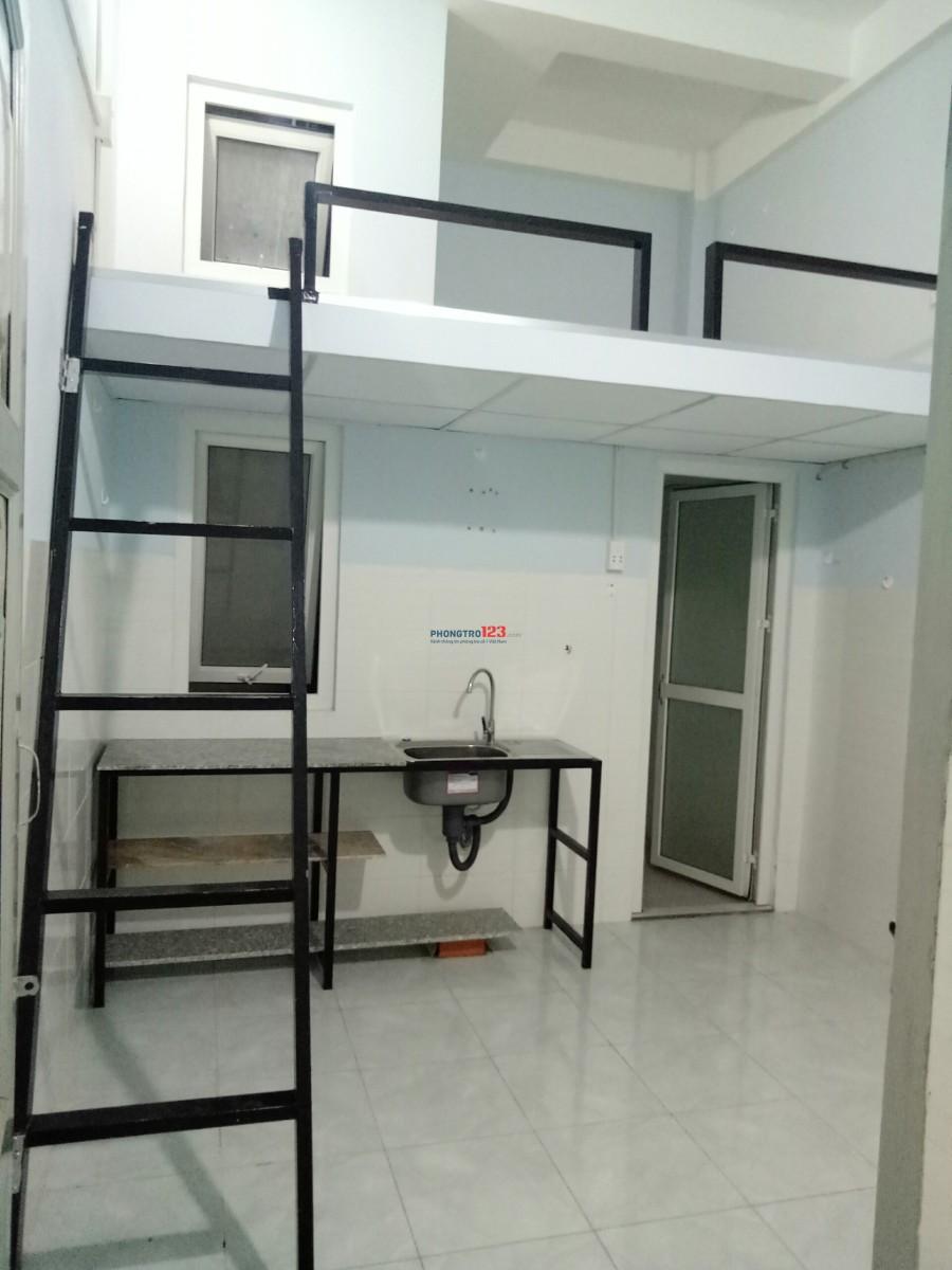 Cho thuê phòng trọ rộng, giờ tự do, sạch, an ninh, quận Tân Bình