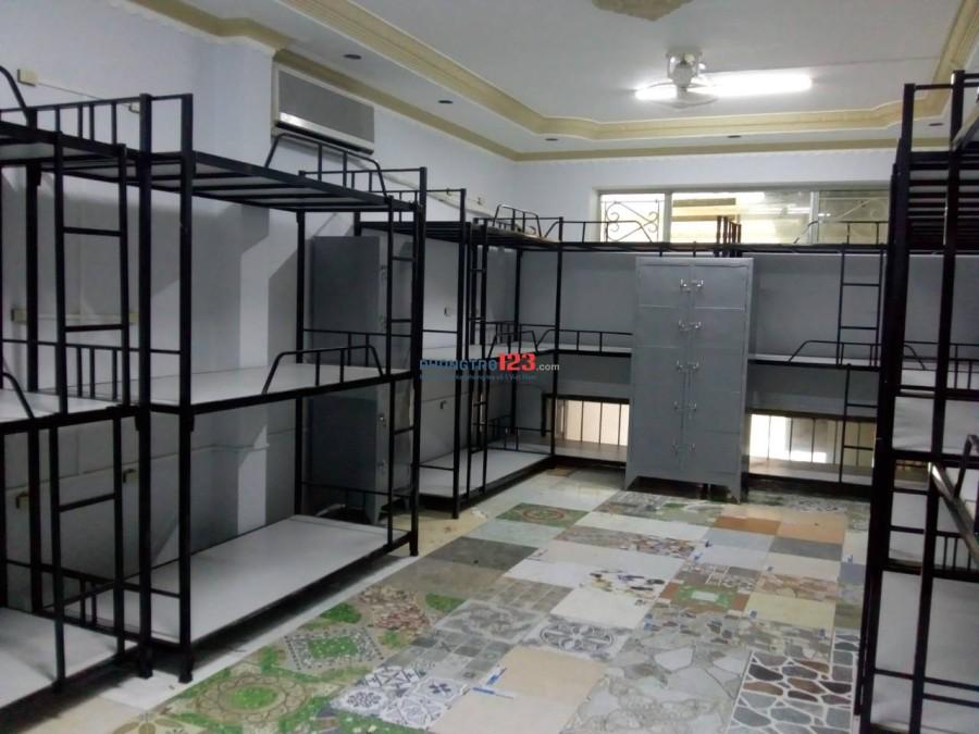 KTX Nam nữ Cao cấp có máy lạnh KV BTHANH 450K/TH