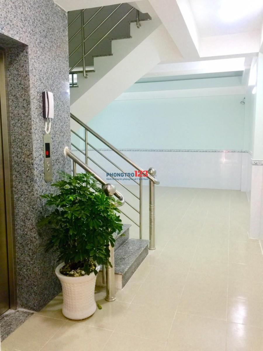 Phòng Cho thuê ngay Sân Bay, Tân Bình, Đầy đủ tiện nghi, mới 100%, có ban công