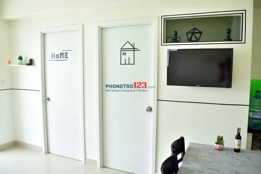 Cho thuê chung cư The Park Residence, 2PN, Full nội thất, 65m2, Q7