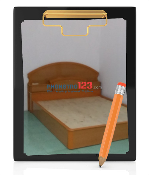 Cho thuê phòng riêng Quận 7, giá 3tr8 có nội thất