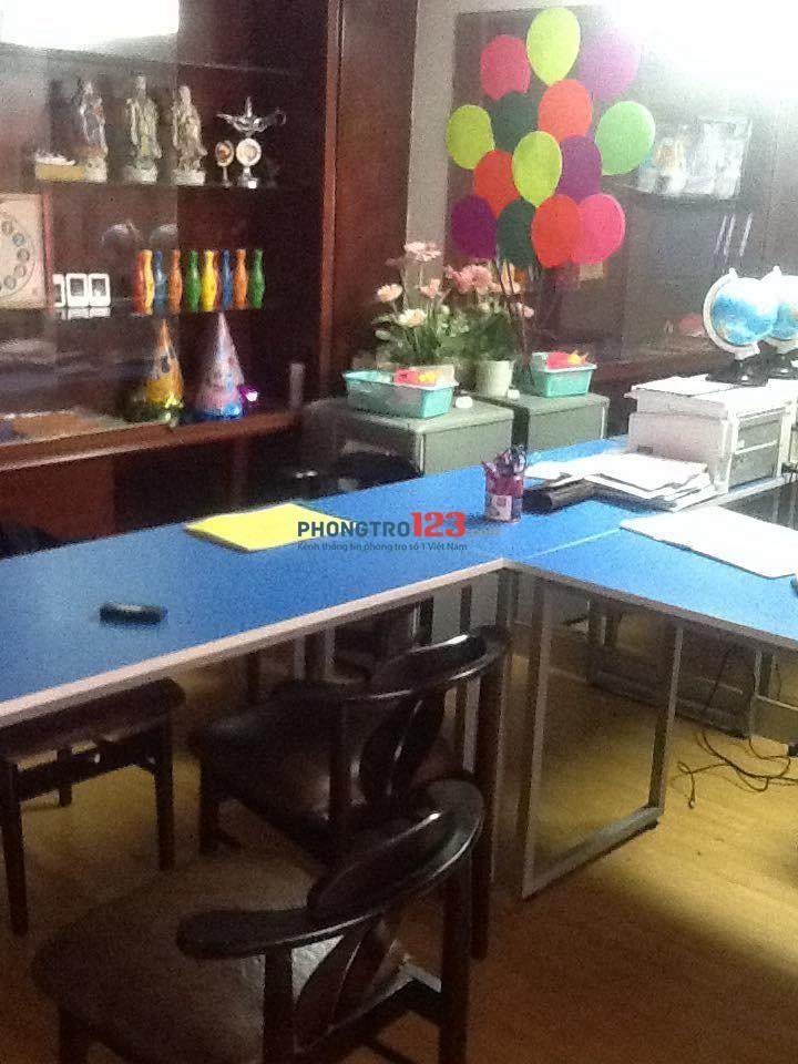 Phòng học cho thuê đầy đủ tiện nghi