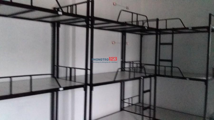 Phòng KTX máy lạnh giá chỉ 450k/người/tháng đường Nguyễn Thị Thập, Quận 7