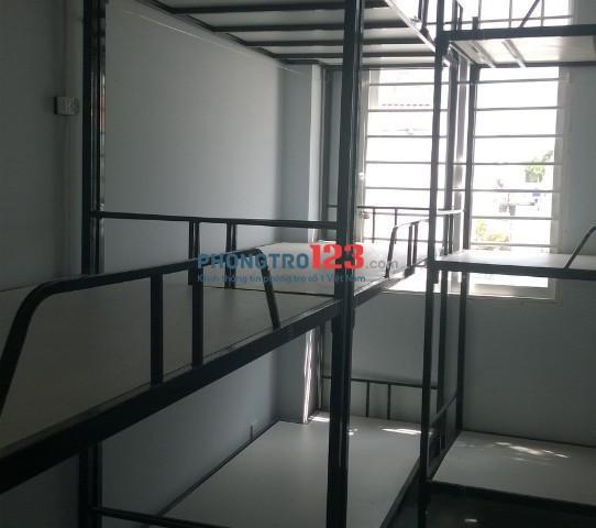 Phòng trọ KTX giá rẽ khu vực quận 5 gần cao đẳng kinh tế đối ngoại giá 450k/th