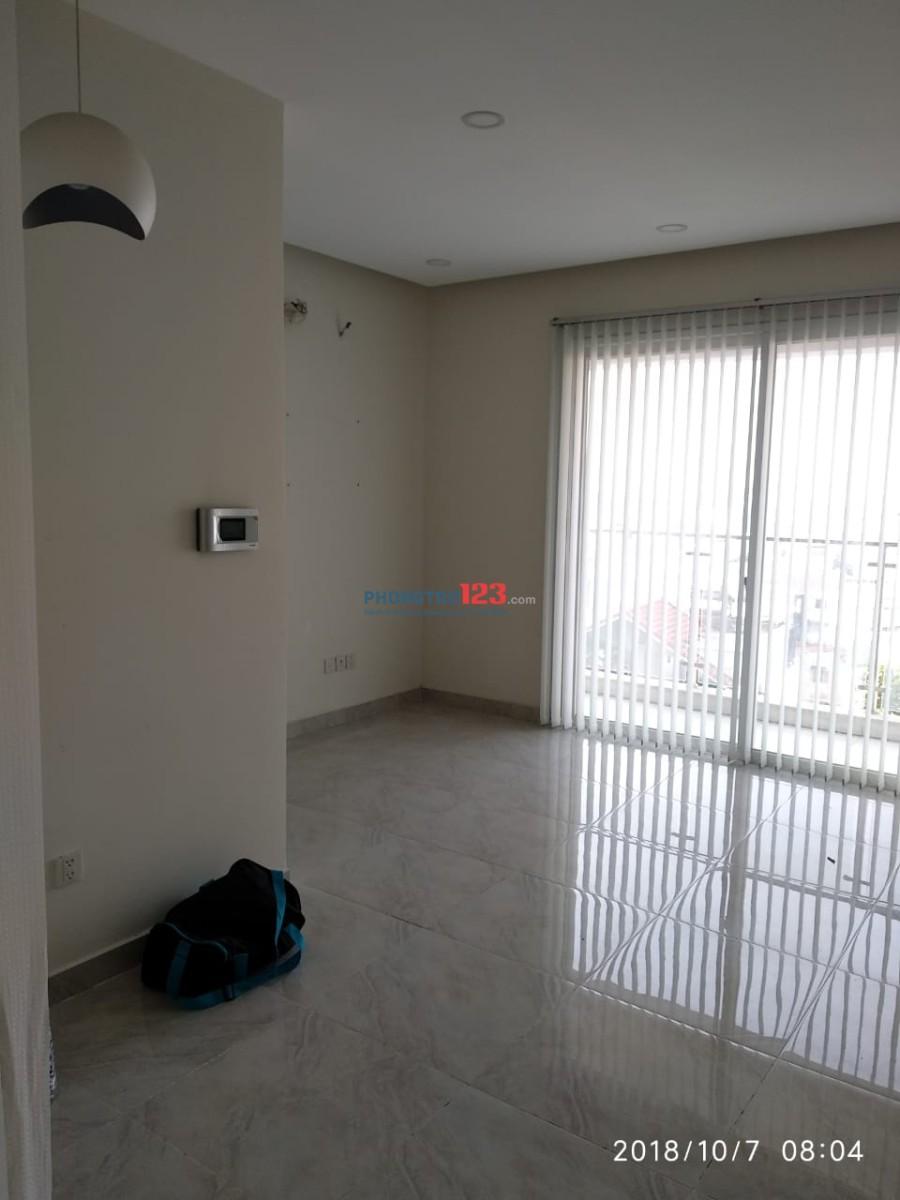 Cần cho thuê CH Sunny Plaza 2PN, 70m2, NTCB, free PQL - giữ xe hơi, 12tr/th, LH Oanh 0909572575