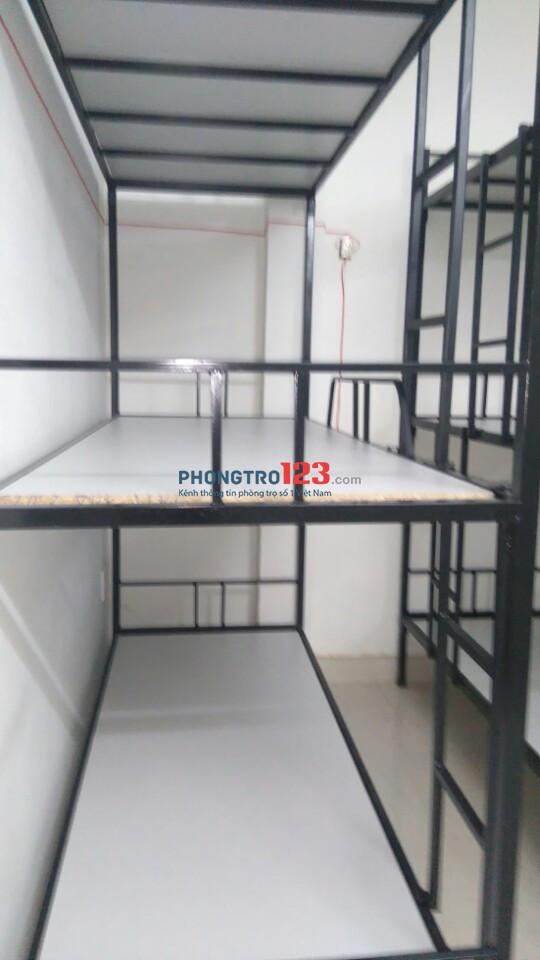 KTX máy lạnh cho thuê giá rẻ 450.000đ/tháng Khu vực Quận 5
