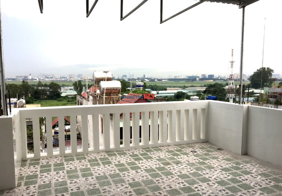 Phòng cho thuê đầy đủ tiện nghi 18m2 đến 25m2 gần Pandora Trường Chinh giờ giấc tự do, toilet riêng