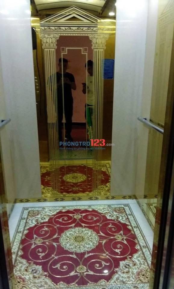 Phòng cho thuê mới, đẹp, tiện nghi gần ĐH Công Nghiệp, P.5, Gò Vấp