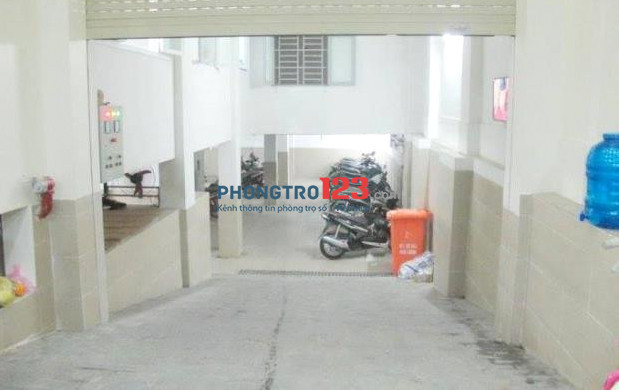 Phòng ở ghép - Ký túc xá sinh viên, người đi làm 1 triệu/người bao điện nước gần Trường Chinh