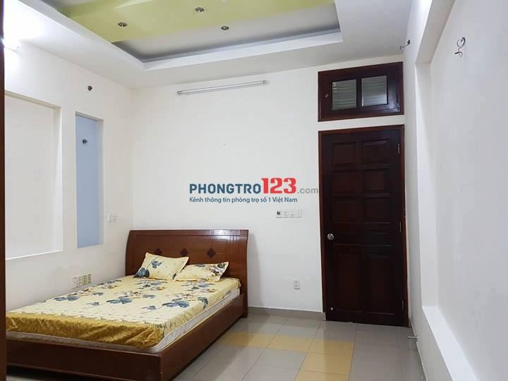 Phòng cho thuê đầy đủ tiện nghi 30m2 ngay Phạm Văn Đồng, gần sân bay, quận 1
