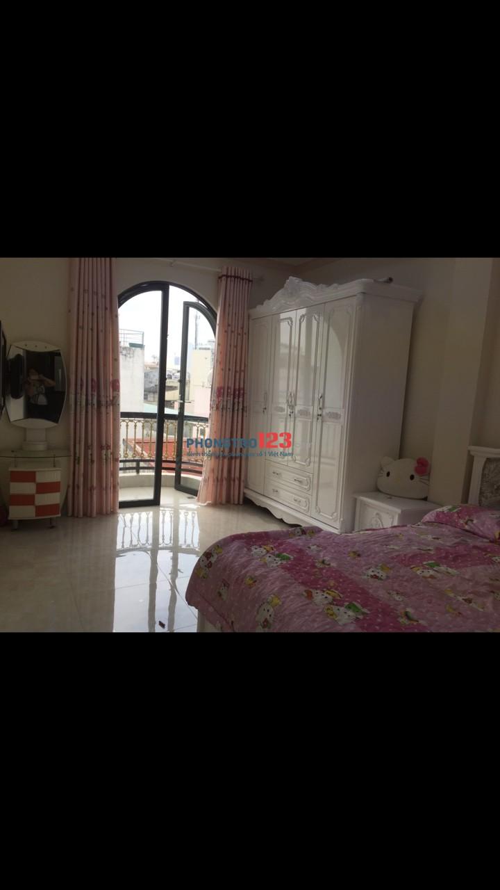 Cho thuê căn hộ dịch vụ đầy đủ tiện nghi tại 41 Cửu Long, Phường 12, Quận Tân Bình, Tp.Hồ Chí Minh