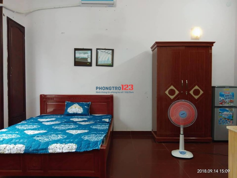 Phòng đẹp theo phong cách tân cổ điển, đầy đủ tiện nghi tại Q.Gò Vấp