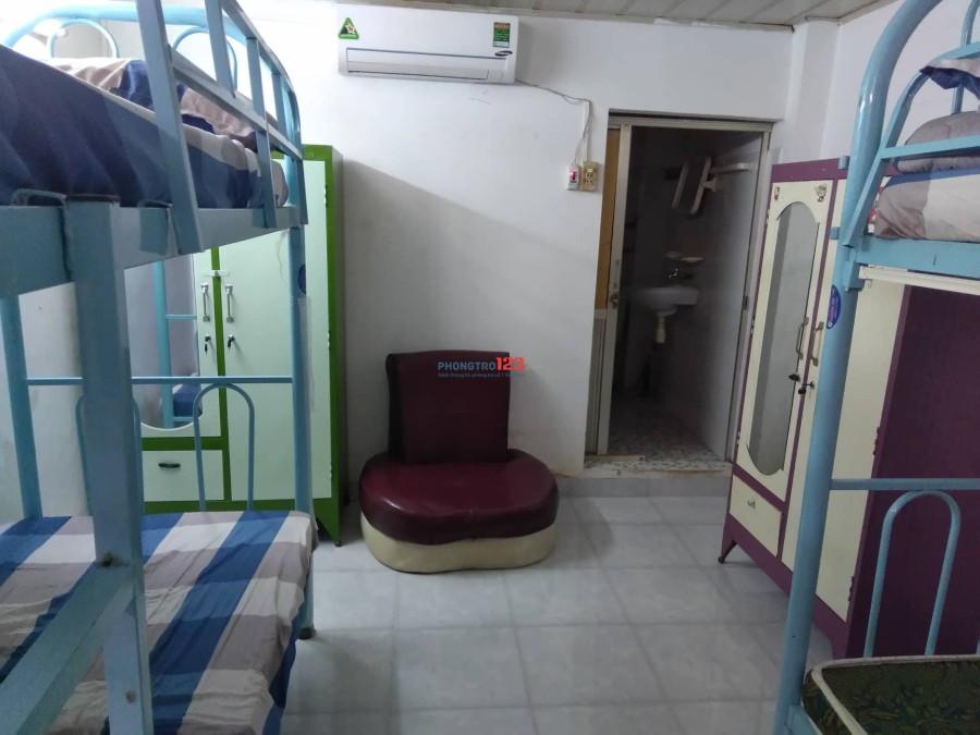 Tìm nam ở ghép trong phòng 4 người ở Điện Biên Phủ gần ngã tư Hàng Xanh