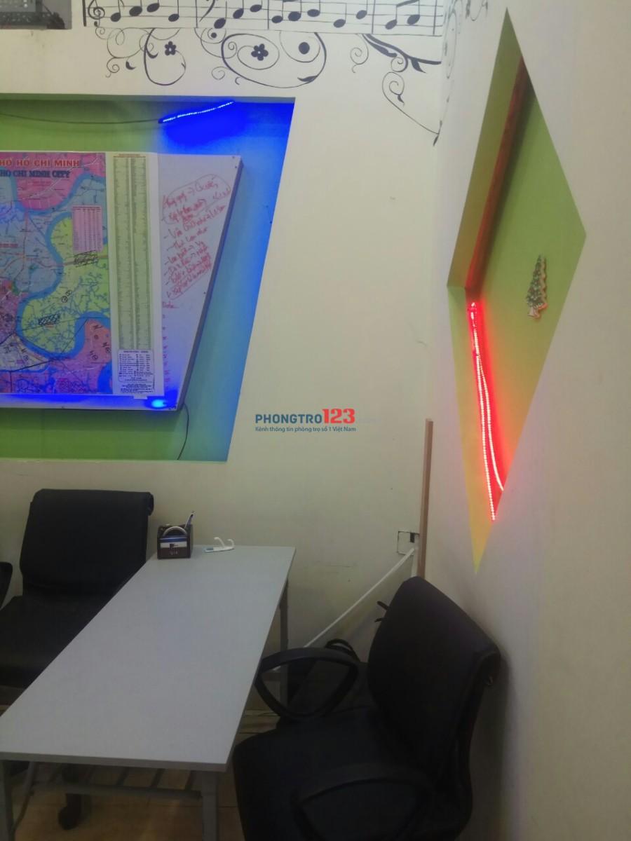 Cho thuê phòng trong làm văn phòng