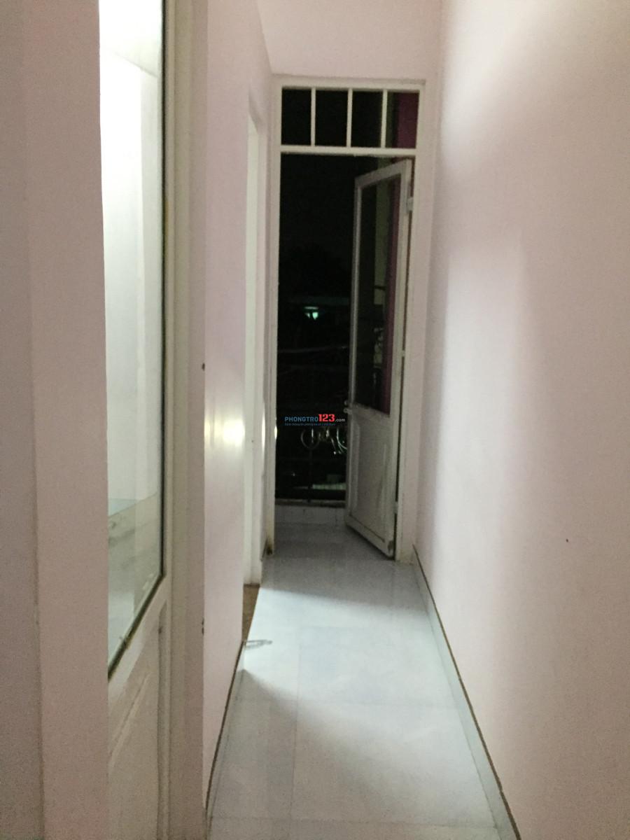 Cho thuê nhà nguyên căn 1 trệt 1 lầu