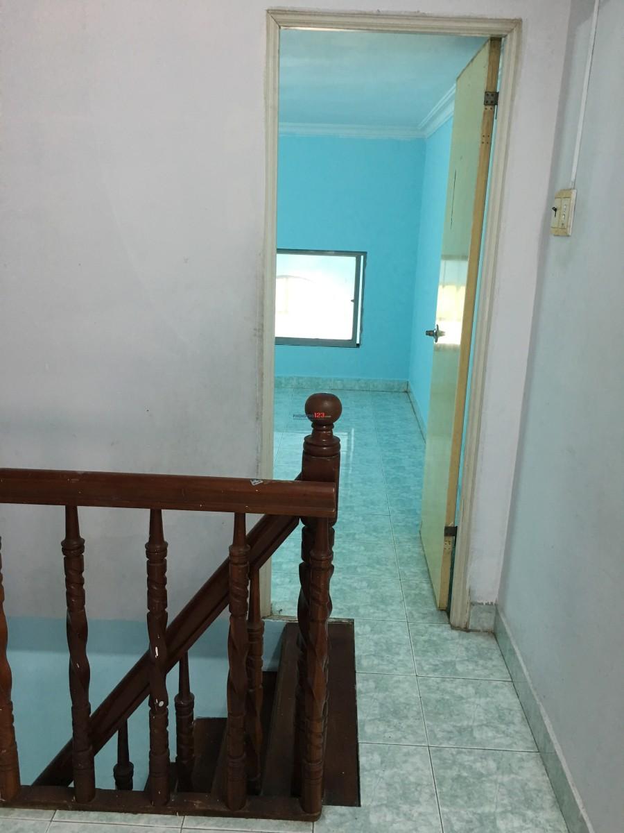Thuê một lầu 1cho nhà nguyên căn (một phòng ngủ, nhà vệ sinh riêng)