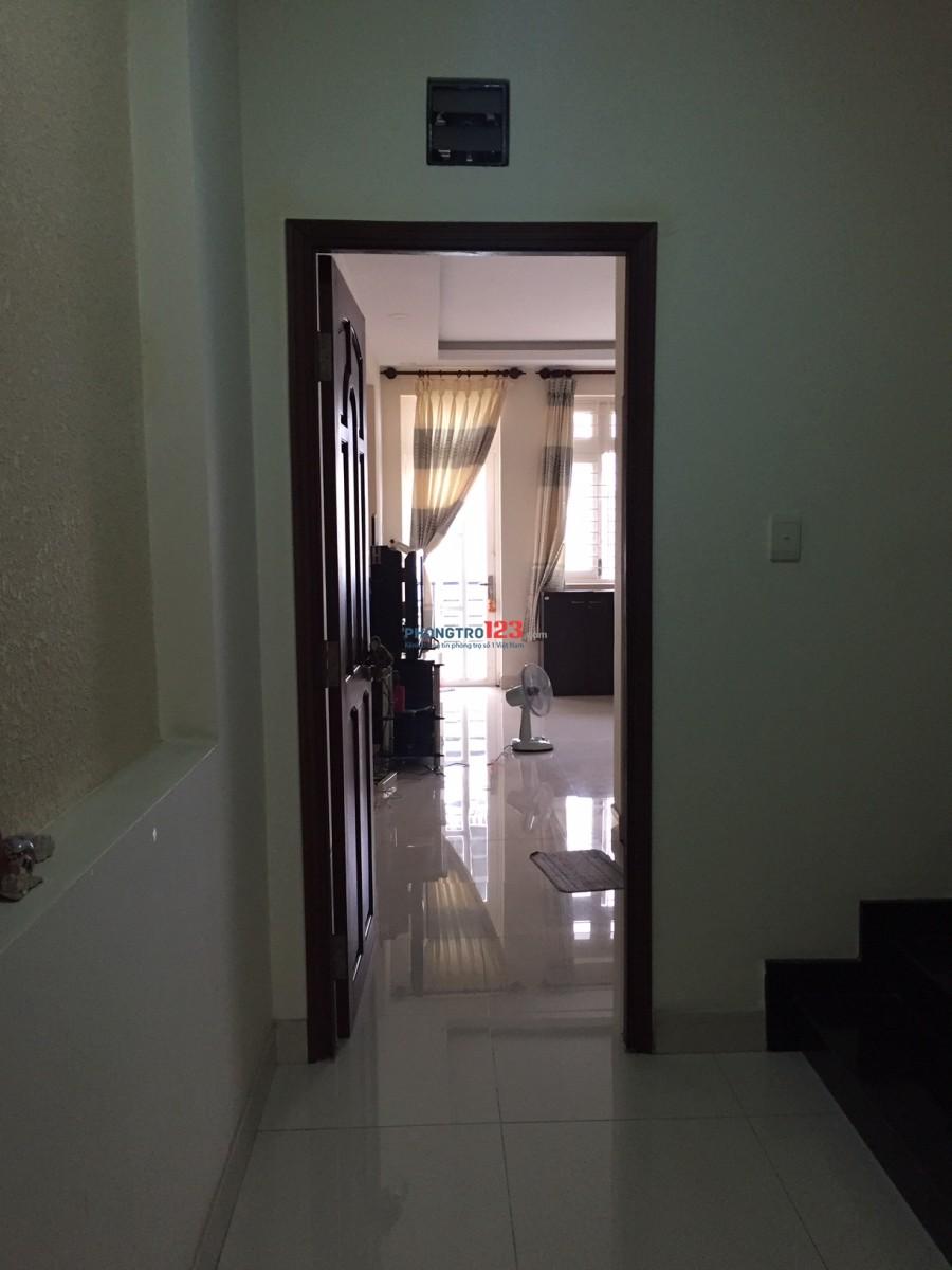 Phòng full nội thất KDC Sadeco Phước Kiển A