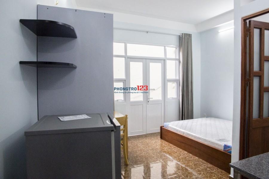 Cho Thuê Căn Hộ Studio Dt:25m2 Đường Nguyễn Cảnh Dị, Quận Tân Bình