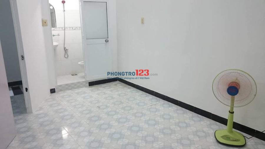 Phòng trọ Phạm Văn Hai, Tân Bình, 25m2 - chính chủ