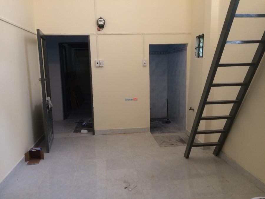 Cho thuê phòng hẻm 406/25 Xô Viết Nghệ Tĩnh, P.25, Quận Bình Thạnh.