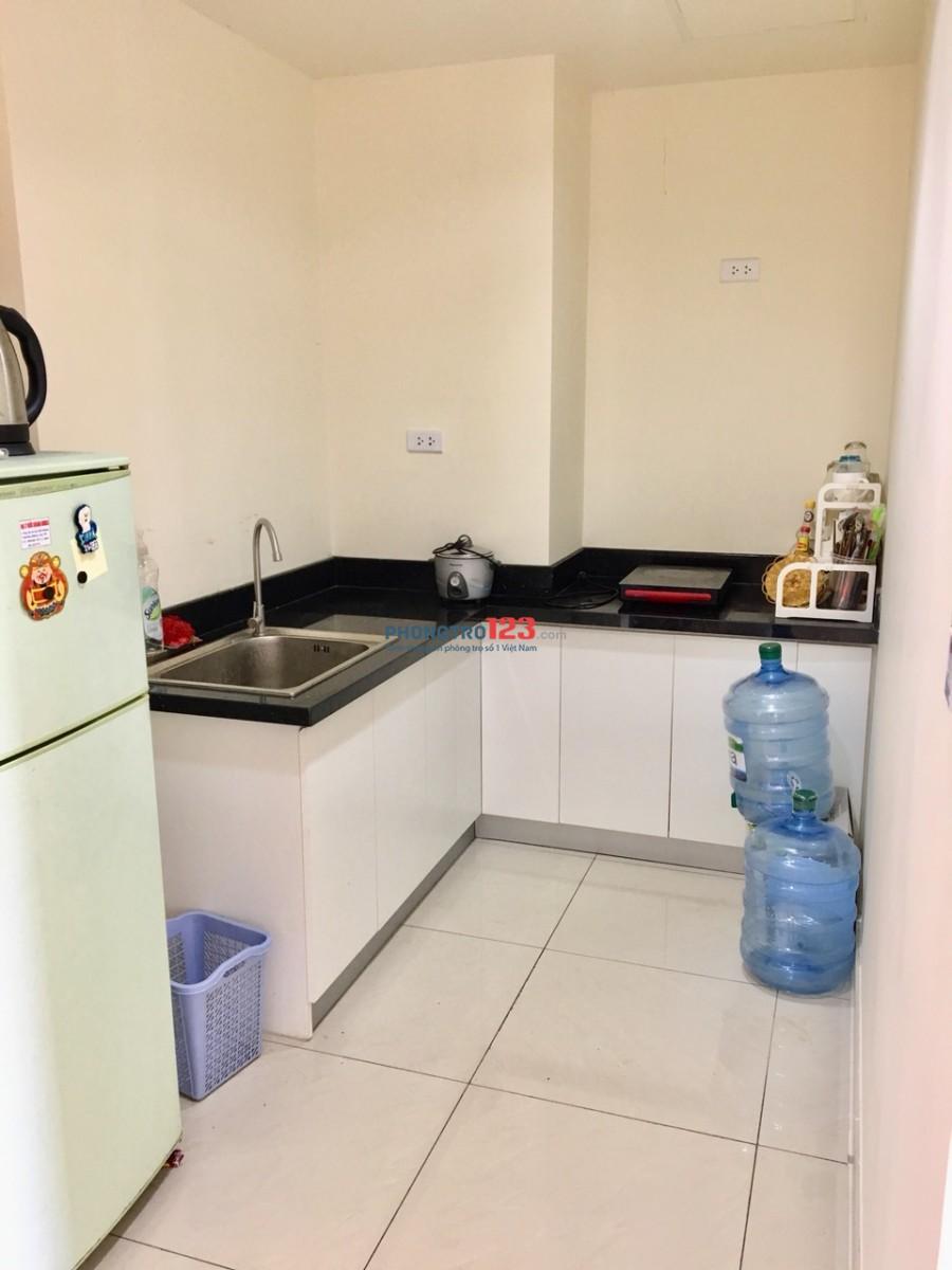 Cho thuê căn hộ Vision trung tâm quận Bình Tân, đầy đủ tiện ích.