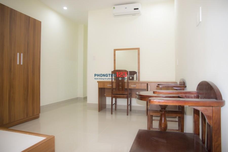 Cho thuê phòng full nội thất giá 3tr3 tại Đông Hưng Thuận quận 12 giờ giấc tự do, không chung chủ