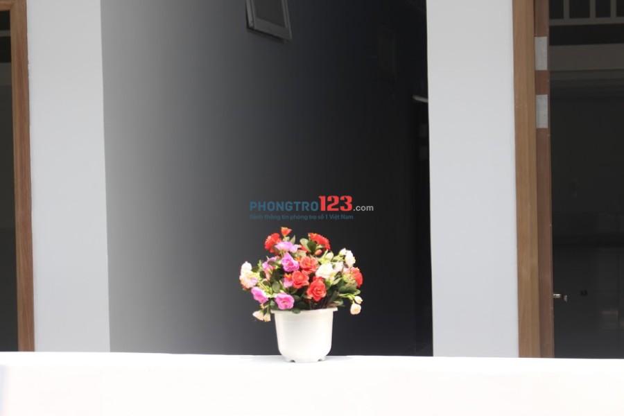 Cho thuê căn hộ mini mới xây, tự do, an ninh, ở 4 người, quận Tân bình