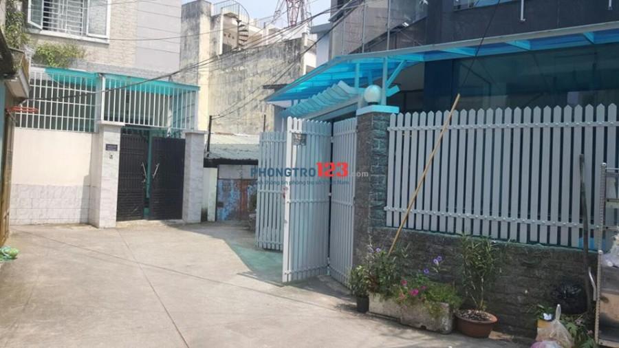 Phòng tiện nghi có ban công đường Lê Lợi Quận Gò Vấp
