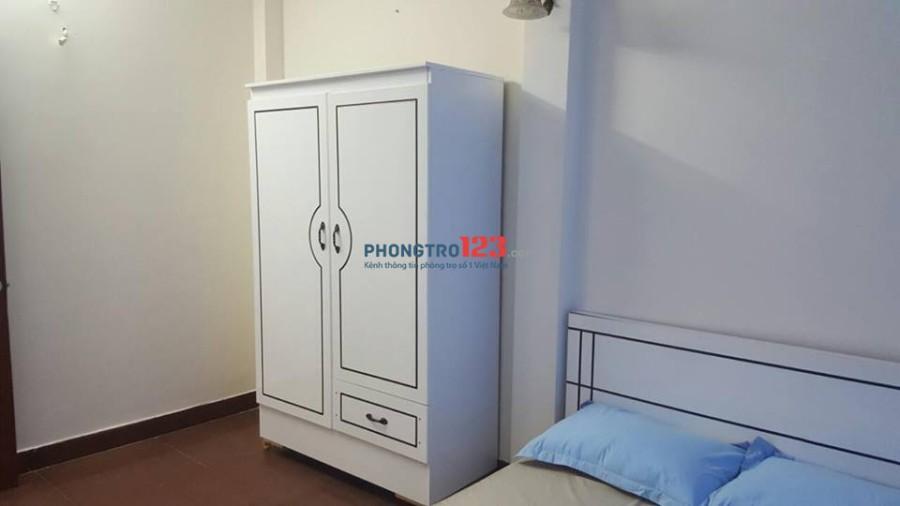 Phòng full nội thất đường Phan Văn Trị Quận Bình Thạnh